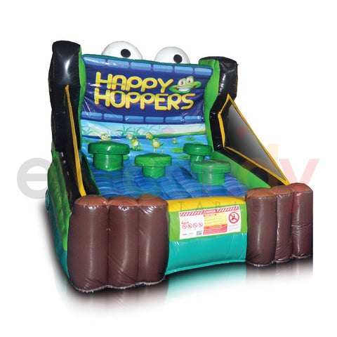 Happy Hoppers Inflatable Game