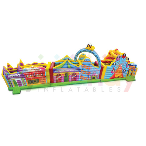 Fun Fair Park Inflatable Amusement Park