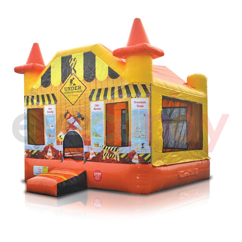 Under Construction Jumping Castle