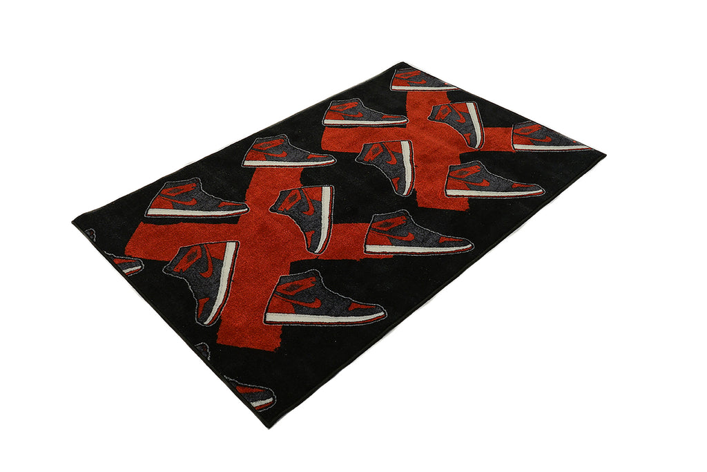 Spilled x Larry Luk Banned Rug