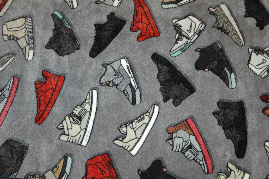 "Spilled ""Yeezy Grail"" Rug"