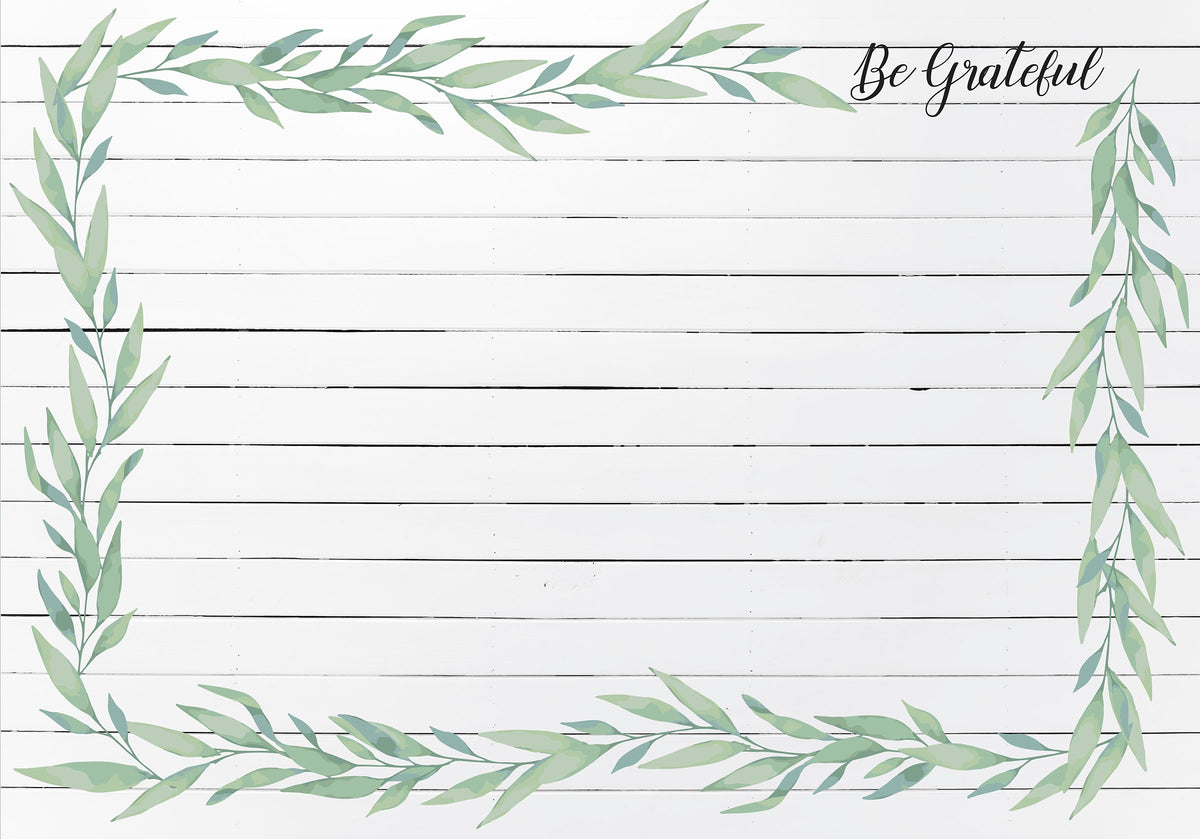 Rectangle Dailies® | Be Grateful (2-Pack)