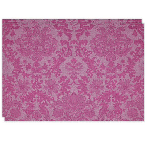 Rectangle Dailies™ | Faded Pink Floral (2-Pack)