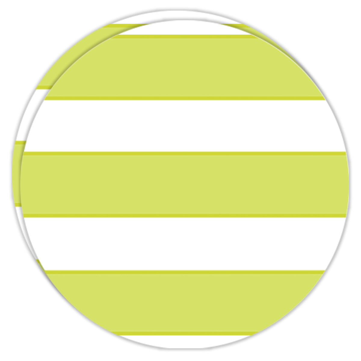 Round Dailies® | Citrus Cabana Stripe (2-Pack)