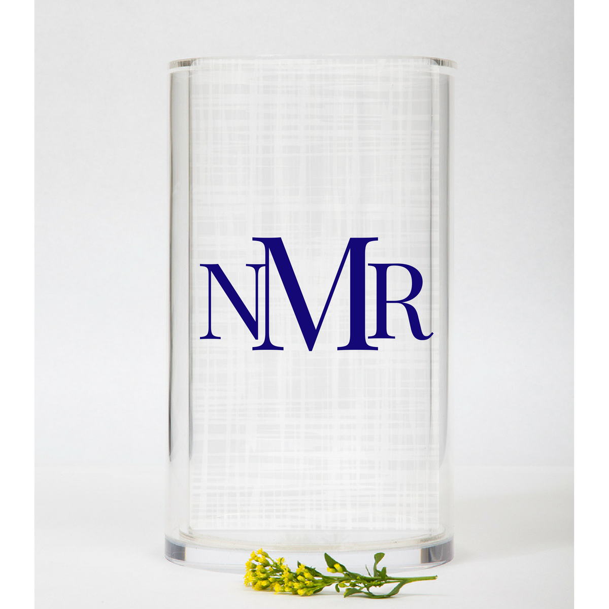 Vase Dailies® | Custom Monogram