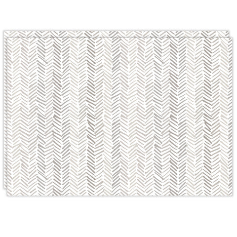 Rectangle Dailies® | Neutral Herringbone (2-Pack) - TingeDaily