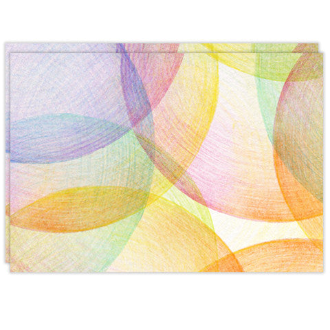 Rectangle Dailies® | Pastel Circles (2-Pack)