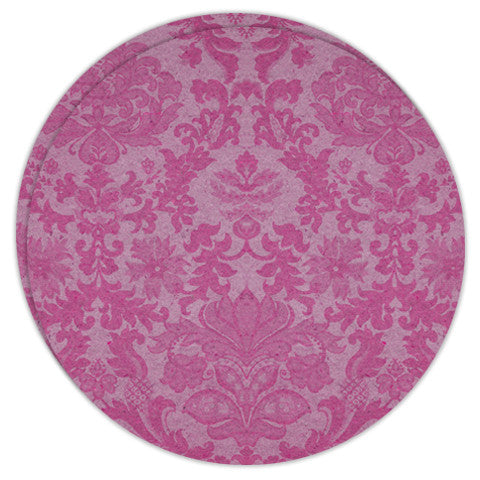Round Dailies® | Faded Pink Floral (2-Pack) - TingeDaily