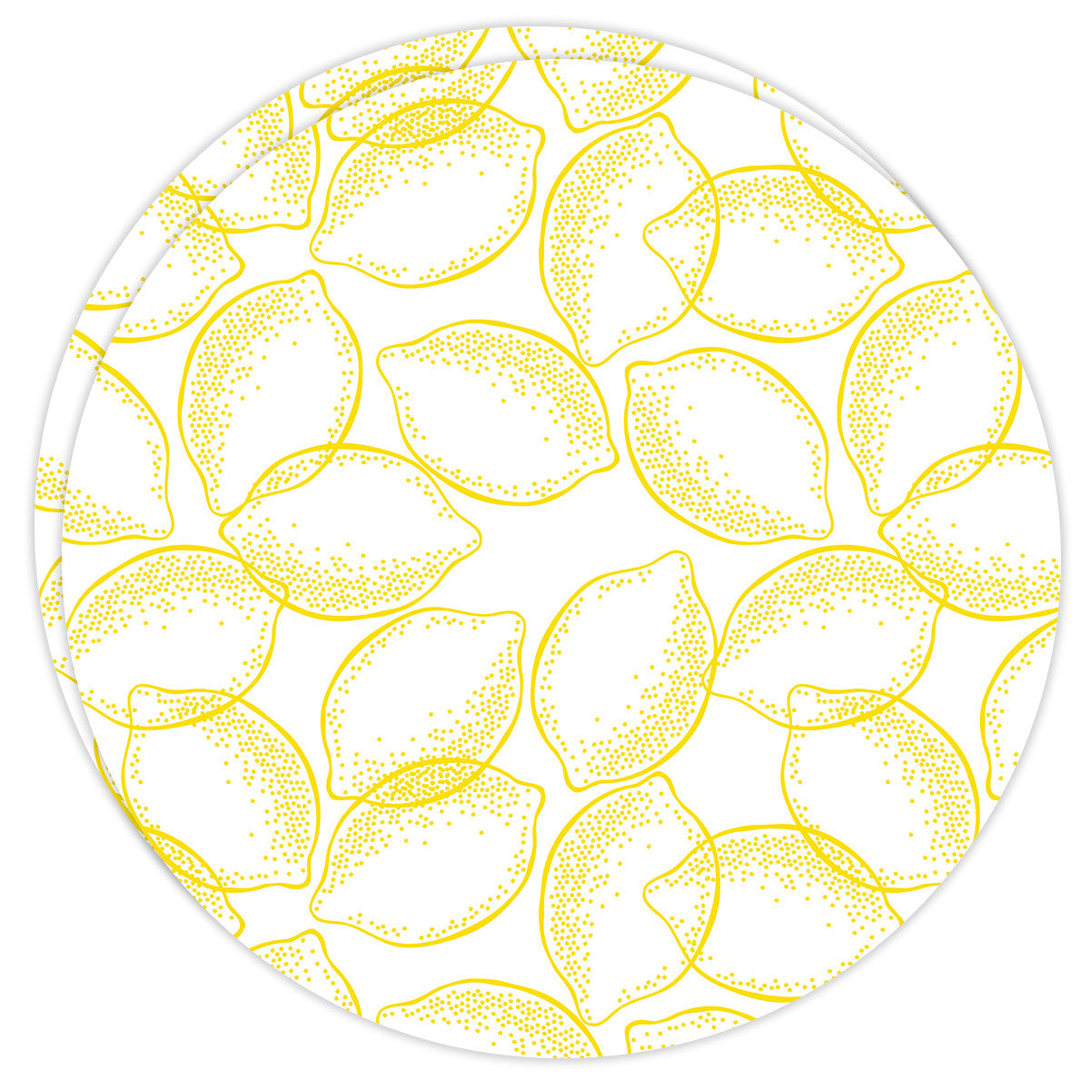 Round Dailies® | Lemons (2-Pack) - TingeDaily