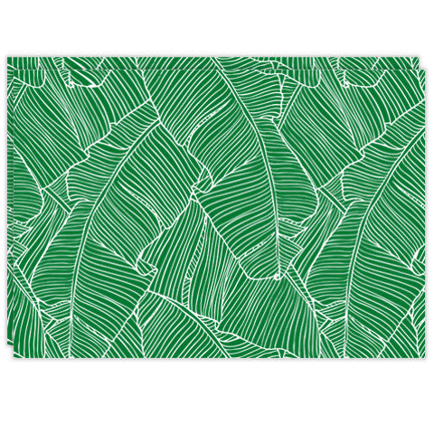 Rectangle Dailies® | Green Palm Fronds (2-Pack)