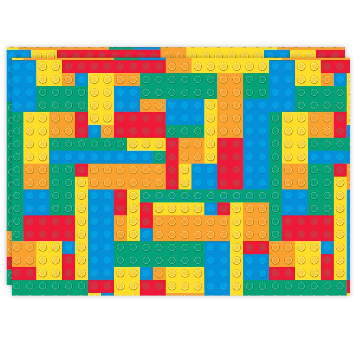 Rectangle Dailies® | Building Blocks (2-Pack) - TingeDaily