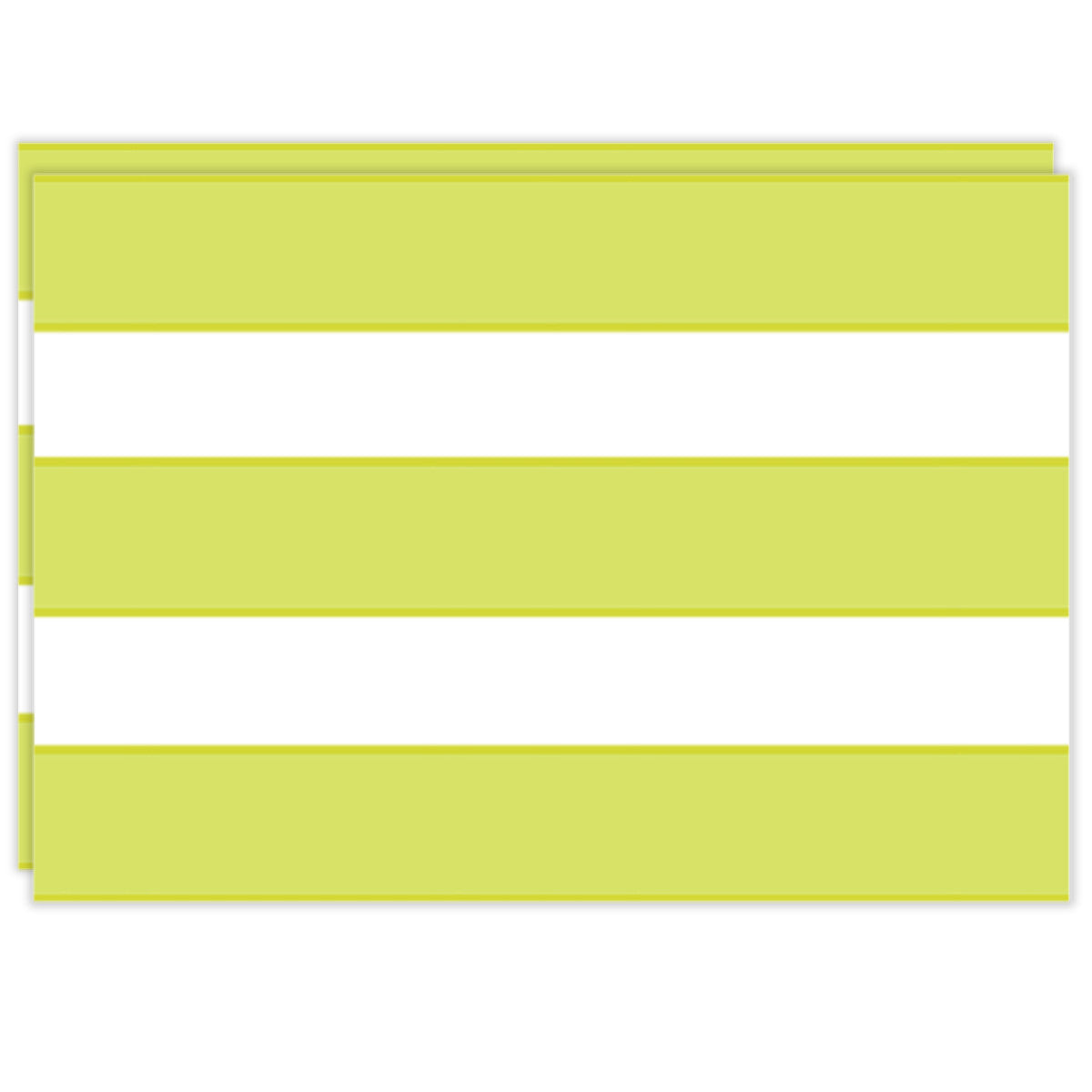 Rectangle Dailies® | Citrus Cabana Stripe (2-Pack)