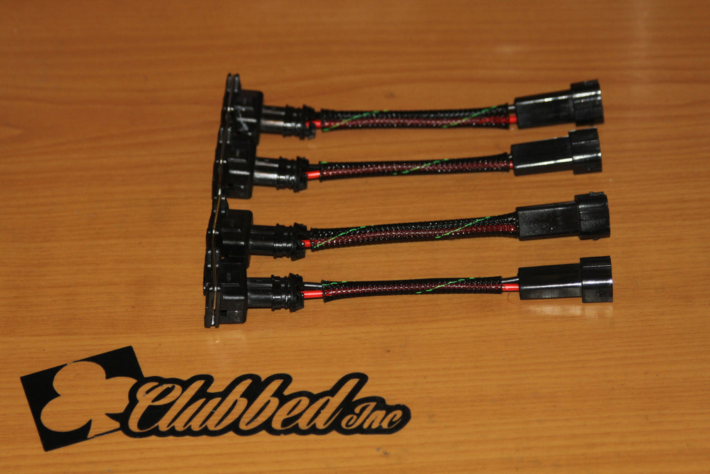 OBD2 to OBD1 Honda Injector Jumper Harness