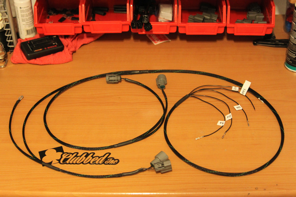 Vtec Wiring Harness - Wire Management & Wiring Diagram on