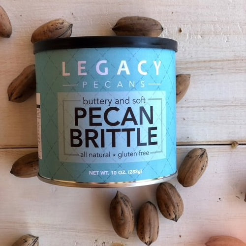 Pecan Brittle by Legacy Pecans