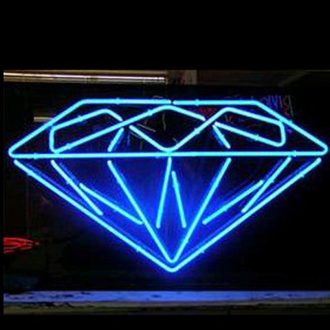 Professional  Diamond Shop Open Neon Sign