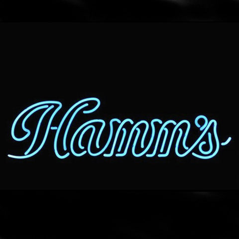 Professional  Hamm'S Hamms Logo Pub Store Display Beer Bar Real Neon Sign Christmas Gift