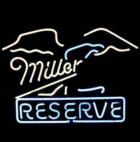 Miller Reserve Logo Classic