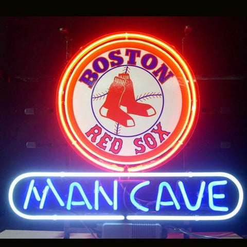 Mlb Boston Red Sox Baseball Man Cave