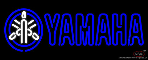 Yamaha YZ F F Motorcycles Neon Sign