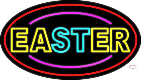 Easter  Neon Sign