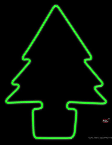 Christmas Tree Neon Sign