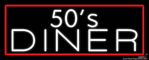 White s Diner Real Neon Glass Tube Neon Sign