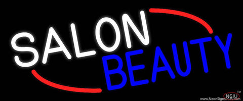 Salon Beauty Real Neon Glass Tube Neon Sign