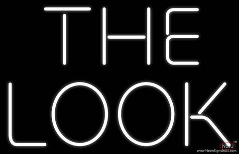 The Look Real Neon Glass Tube Neon Sign