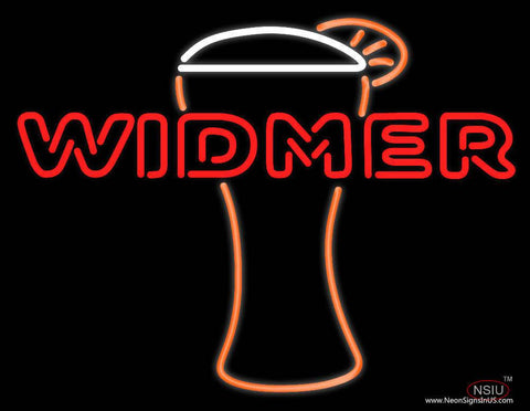 Widmer Real Neon Glass Tube Neon Sign
