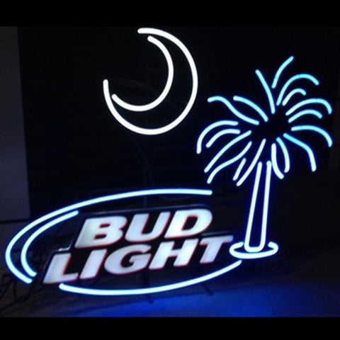 OBO SC Collectible Budweiser and Bud Light Neon Signs