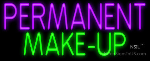 Permanent Make-Up Neon Sign
