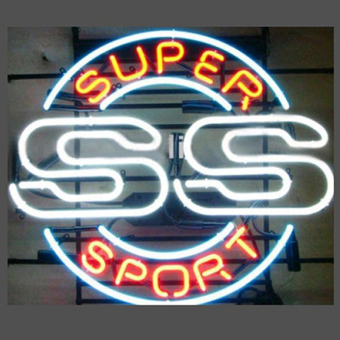 Professional  Ss Super Sport Neon Sign