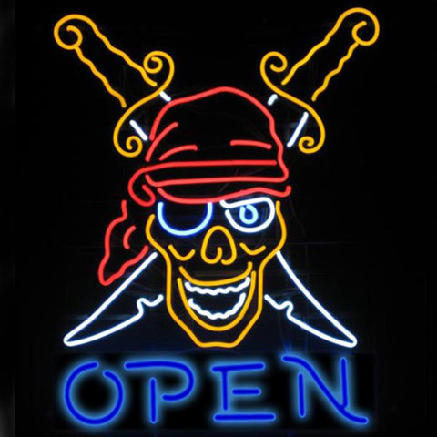 Professional  Tatto Open Neon Sign