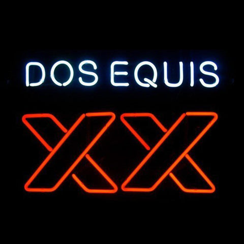 Professional  Xx Dos Equis Neon Sign