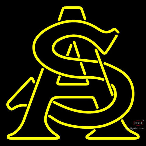 Arizona State Sun Devils Alternate  Pres Logo NCAA Neon Sign