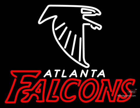 Atlanta Falcons Alternate   Logo NFL Neon Sign