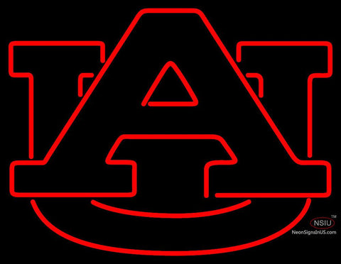 Auburn Tigers Team Neon Sign