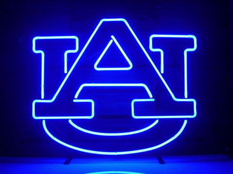 Auburn Tigers Ncaa Neon Sign