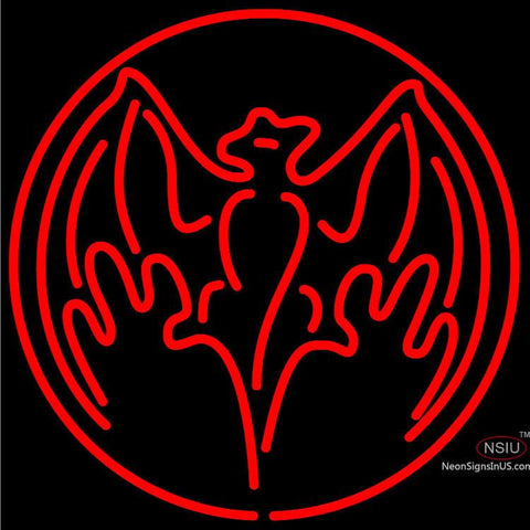 Bacardi Bat Logo Neon Rum Sign x