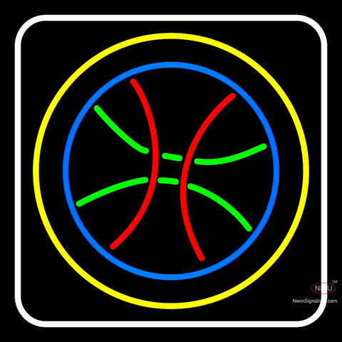 Basketball Neon Sign