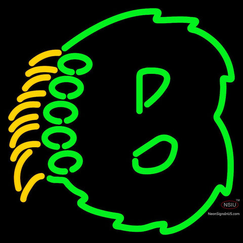 Baylor Bears Alternate 7  Logo NCAA Neon Sign x
