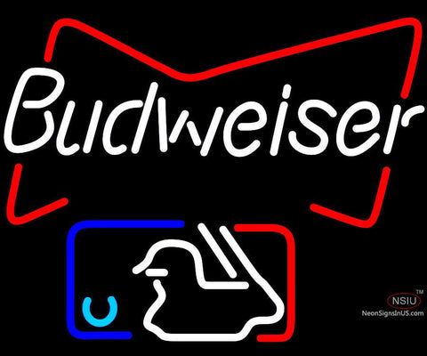 Budweiser Major League Baseball Neon Beer Sign x