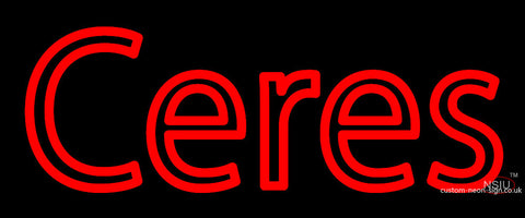 Ceres Sorority Neon Sign