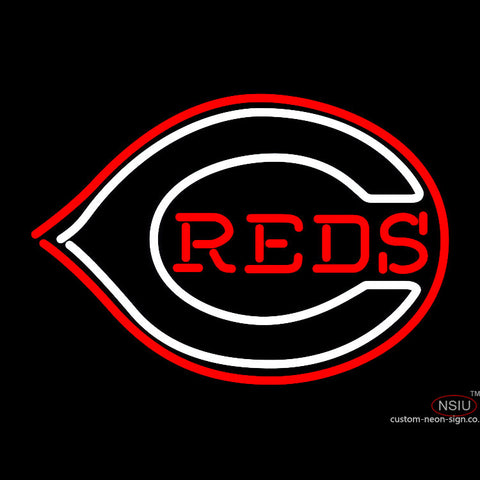 Cincinnati Reds MLB Neon Sign