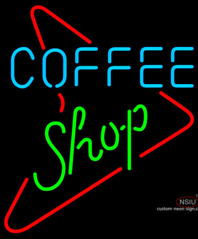 Coffee Shop s Style Neon Sign