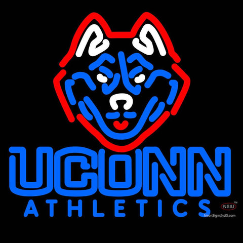 Connecticut Huskies Neon Sign x