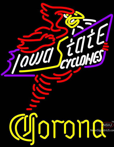 Corona Killer Iowa State Cyclones Neon Sign Sale Price Look