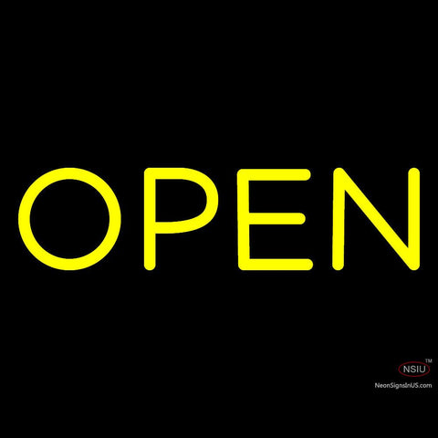 custom Open Neon Sign 7
