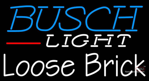 Custom Loose Brick Neon Sign